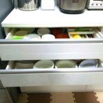 ふぞろいで使いにくい食器を断捨離!買いかえの新しい食器はニトリで揃えました。
